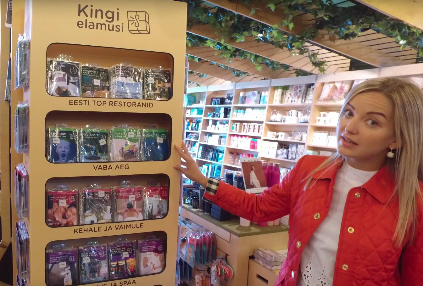 Chilli Elamuskingitused nüüd müügil ka Rahva Raamatu kauplustes!