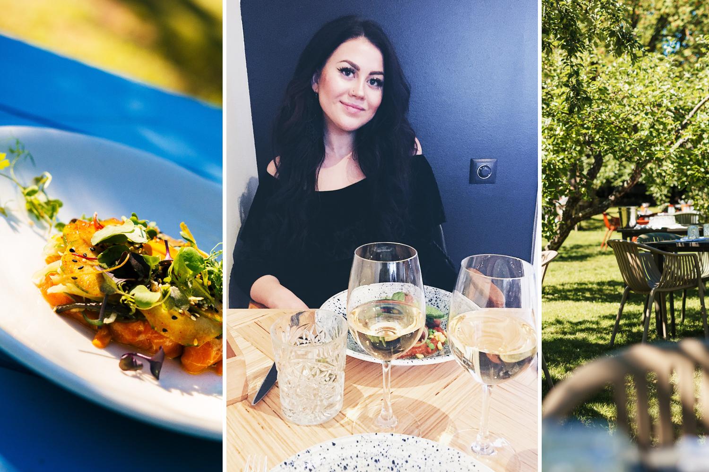 Elina Born käis restoranis Umami head ja paremat nautimas