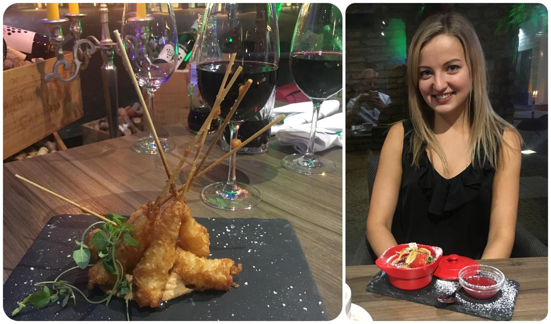 Chilli Maria restorani Alter Ego maitsetega tutvumas