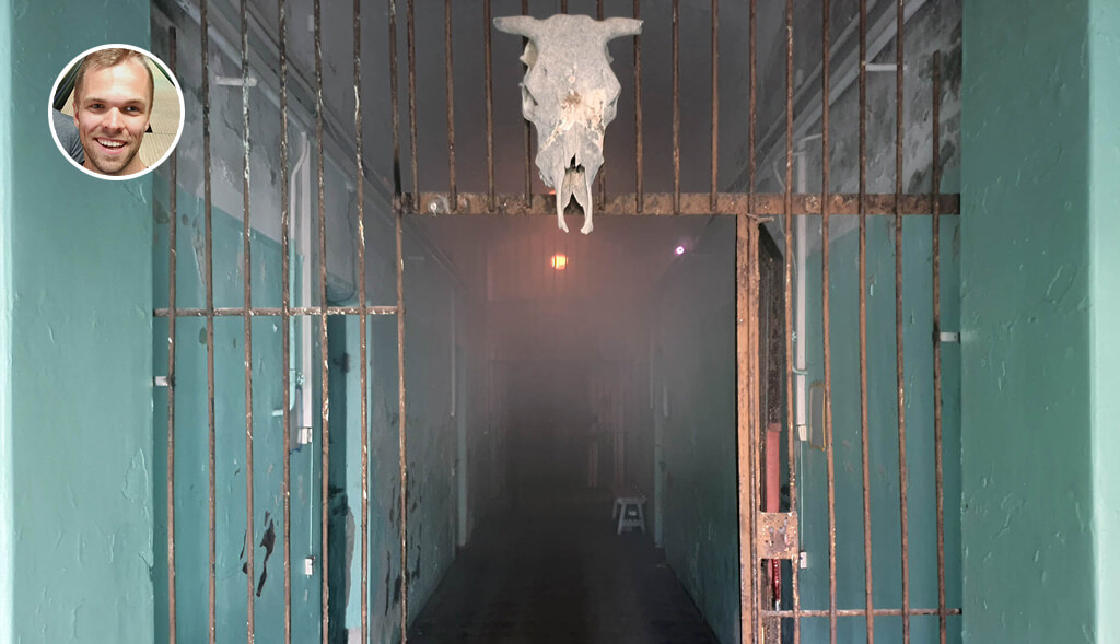 Chilli Silver PÄRIS vanglast põgenemas!